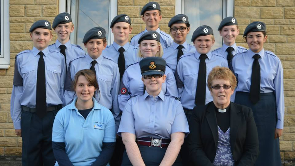 Air Training Corps lowers its age range