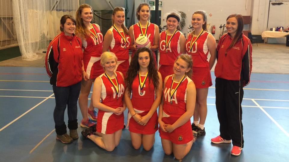 Netball success for Squadron Cadets