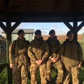 Clay Target Shooting (17/02/18)