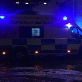 Ambulance/Paramedic Evening (02/03/18)