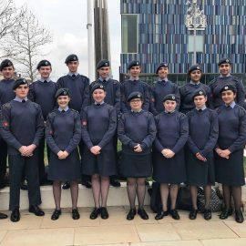 (08/04/18) RAF 100 Parade